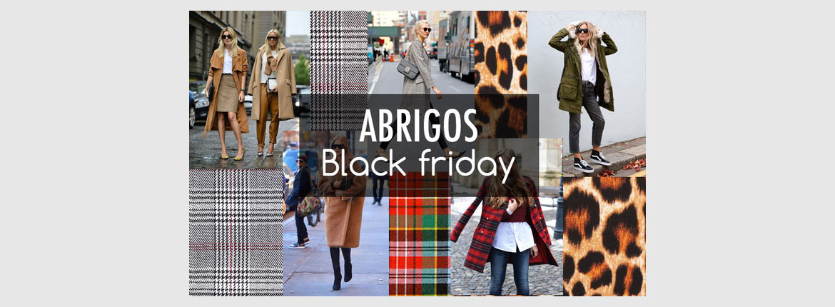Abrigos en los que invertir en el Black Friday