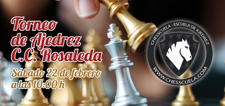 Torneo de Ajedrez C.C. Rosaleda