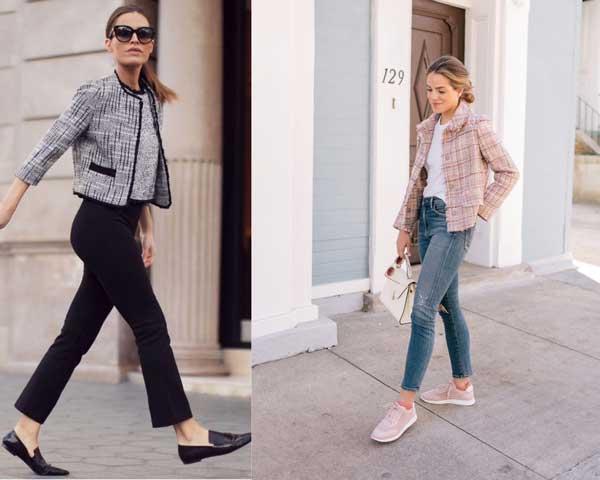 Looks para la cuarentena: estilo semiformal y tendencias