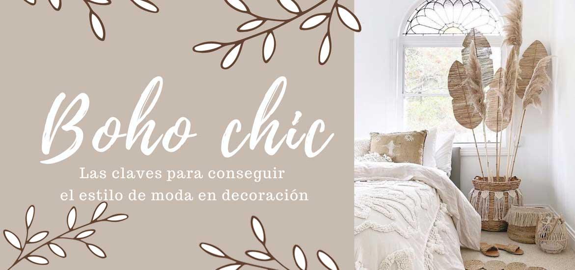 Boho Chic: las claves para conseguir el estilo de moda en decoración