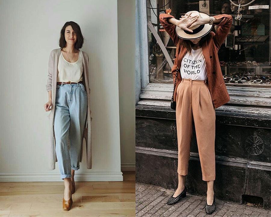 Looks para la cuarentena: prendas y colores
