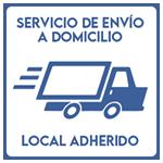 LOCAL ADHERIDO SERVICIO ENVÍO A DOMICILIO