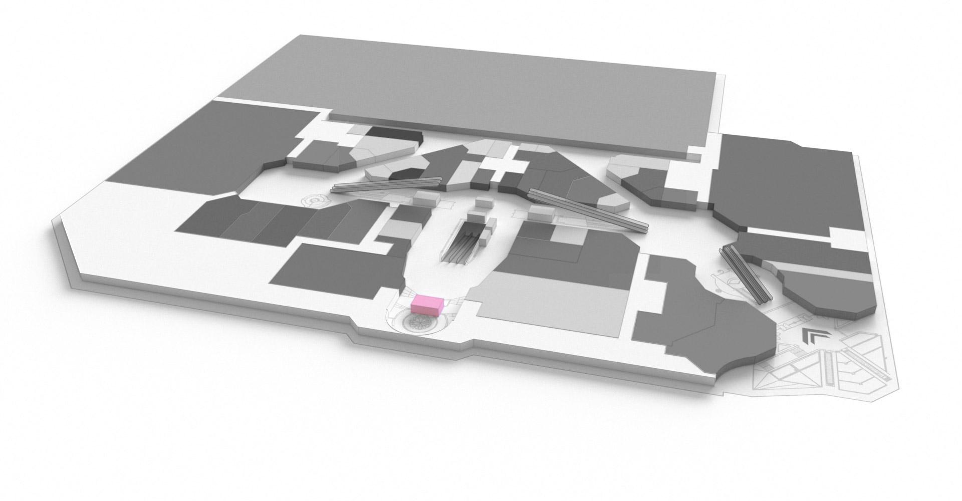 Sala de Exposición jóvenes diseñadores