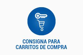 CONSIGNA PARA CARRITO DE COMPRA
