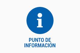 PUNTO DE INFORMACIÓN