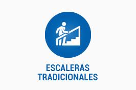 ESCALERAS TRADICIONALES
