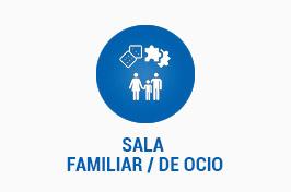 SALA DE OCIO FAMILIAR