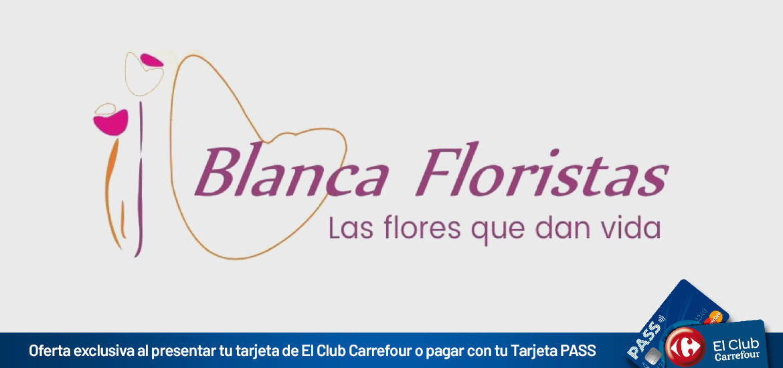 Blanca floristería