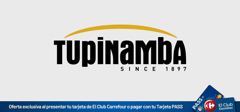 El kiosko de Tupinamba