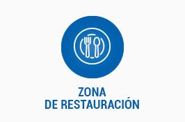 ZONA DE RESTAURACIÓN