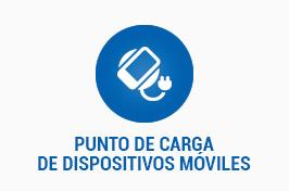 PUNTO DE CARGA DE DISPOSITIVOS MÓVILES