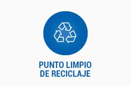 PUNTO LIMPIO DE RECICLAJE