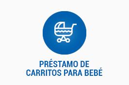 PRÉSTAMO DE CARRITOS PARA BEBÉS