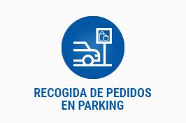 RECOGIDA DE PEDIDOS EN PARKING