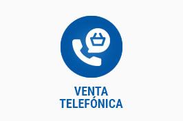 SERVICIO DE VENTA TELEFÓNICA