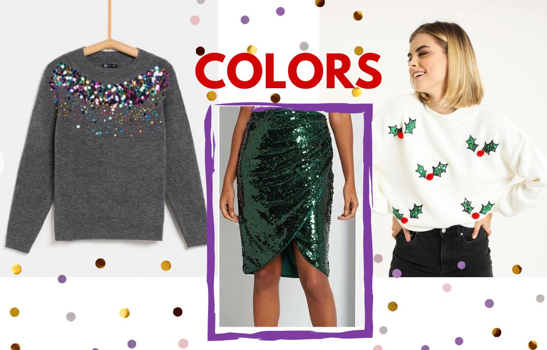Vestir con brillo en las Navidades 2020