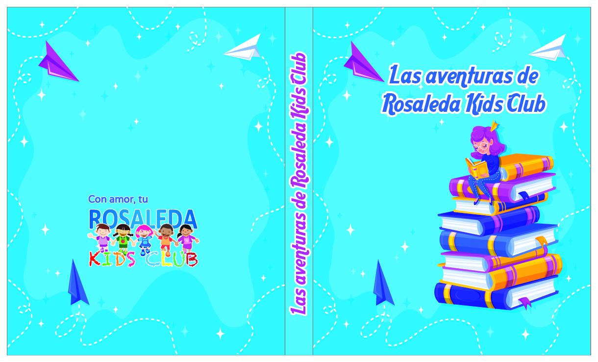 Los dibujos de Rosaleda Kids Club: celebra el Día del Libro con nosotros