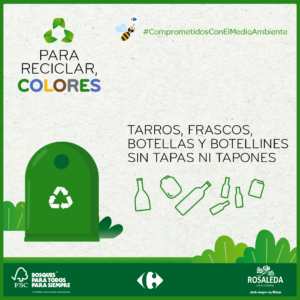 Especial de Rosaleda Kids Club: taller de reciclaje