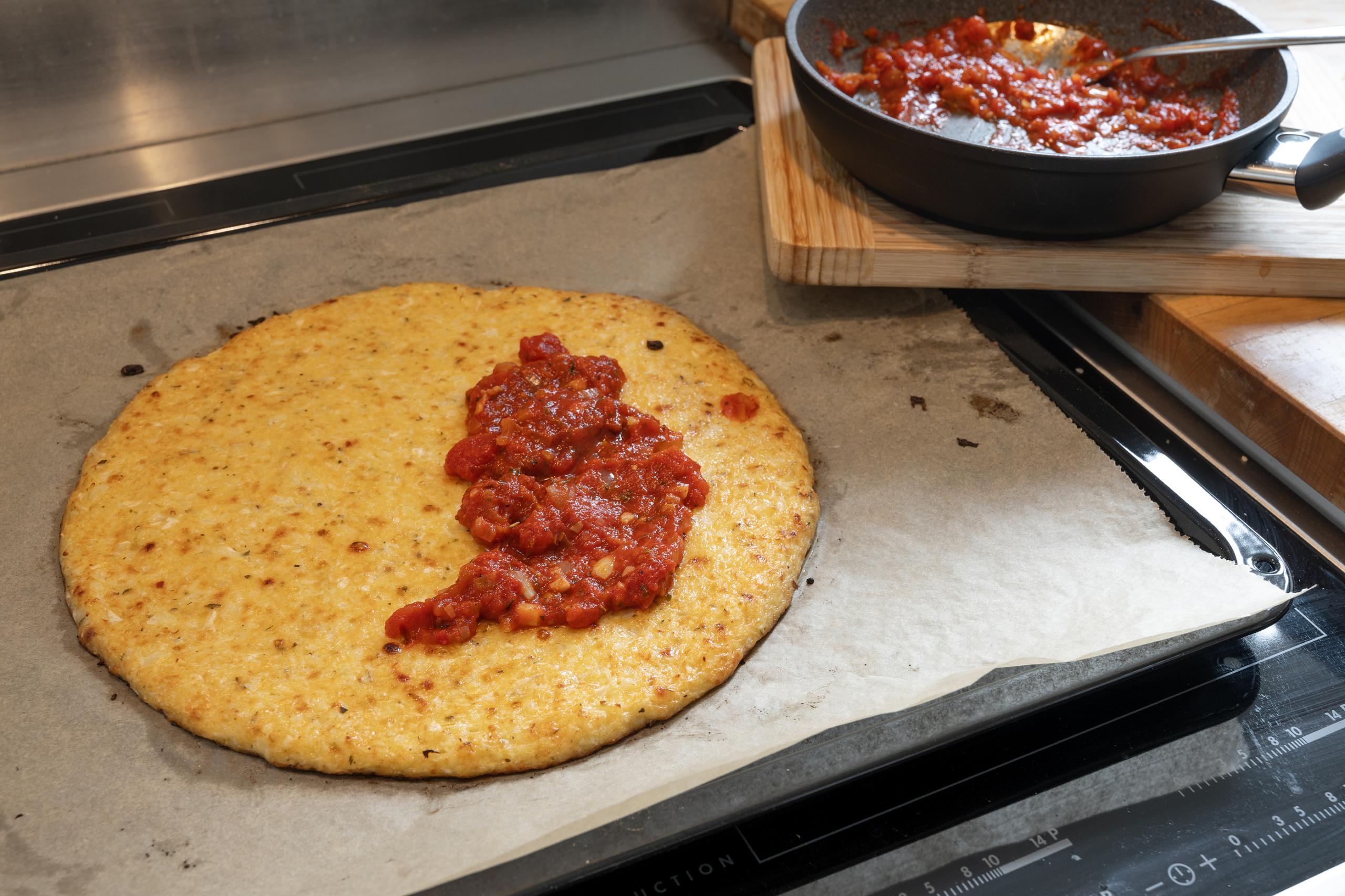 Rosaleda Kids Club: pizza saludable y divertida
