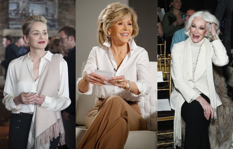Vestir con estilo después de los 60 años