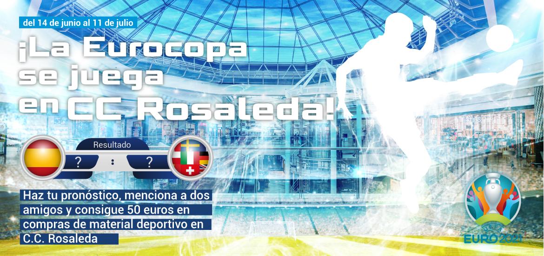 La Eurocopa se juega en CC Rosaleda