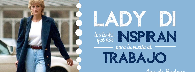 Lady Di, los looks que nos inspiran para la vuelta al trabajo