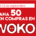 Gana 50 euros en compras en Kiwoko