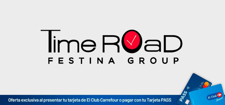 Time Road Oferta exclusiva Centro Comercial Rosaleda